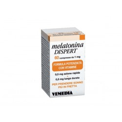 MELATONINA DISPERT 1MG 60CPR