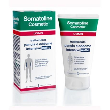 Somatoline Cosmetic Uomo Addome Notte